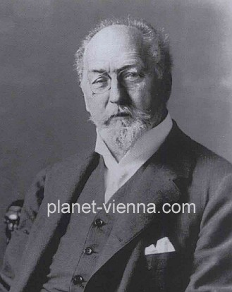 Otto Wagner gilt heute als einer der bedeutendsten Vertreter des Jugendstils, spielt in der Architekturgeschichte eine tragende Rolle und wird als ... - Wagner1